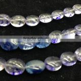 Whole Sale Price 10*8*5mm Blue Cherry Quartz oval beads 16''L/strand Natural Stone Beads Gemstone Semi-Precious Stone&Gemstone