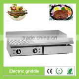 BN-822A Kitchen Equipment Commercial Catering Restaurant Cookware Stainless Steel electric Grill Griddle From Manufacturer