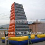 Giant Family Inflatable Rock Climbing Wall