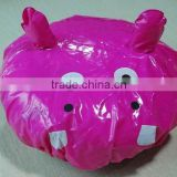 popular kids cartoon shower caps transfer baby hippo design advanced home products