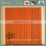 China wholesale curtain latest design polyster material for window sliding glass door with blinds