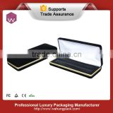 Fancy black velvet fountain pen gift box(WH-0216-ML)