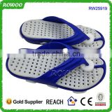 Cheap Wholesale Bathroom Flip Flop Breathable Men Eva Slipper China