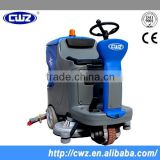 Essential antifoam electric ride on floor tile cleaning machine