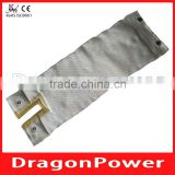Fireproof thermal insulation blanket