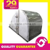 Aluminium Fuel Tank Aluminum Sheet Metal Fabrication for Military
