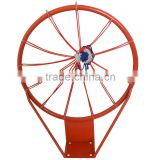 new design cheaper simple 38cm /15 inch for wall mounting basketball rim