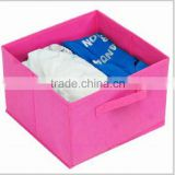 Home Storage Box/Foldable Storage Box,Home table small fabric folding oxford bin