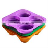 Food grade colorful silicone Kitchenware /cake mold/kitchen tools