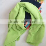 big size polyester fabric microfiber bath towel plain dyed solid color beach towel China supplier wholesaler