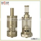 Yiloong 26650 atomizer caged shape chariot atomizer with click ball air flow control system like ceramic kaiser atomizer
