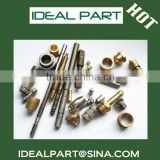 Brass grease nipple/grease gun nozzle OEM Manufacture