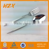CIQ stainless steel dinner spoon and dinner fork