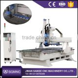 3d wood carving cnc router with 8 knifes/router cnc 1325