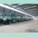 711 ERW API Pipe Production Line/28'' Tube Mill