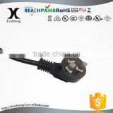 chinese 3 pins power cord/China ccc power cord                                                                                                         Supplier's Choice