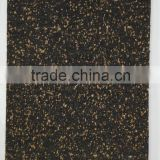 underlayment thermal and sound insulated, high density cork rubber mat