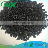 Modified nylon pa6 resin reiforced nylon pa gf40 black