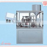 Tengmeng sealing double - color materials ,daily chemical ,plastic tube filling and sealing machine