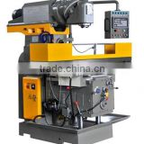 universal swivel head Milling Machine UM1480A with DRO Display 3 AXIS