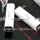 Cell Phone Power Bank 18650 Li ion battery cell 2600mah mobile power bank PORTABLE BACKUP BATTERY CHARGER