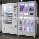 New designed male disposable condom vending machine dispenser with CE hotel disposable latex condoms machine