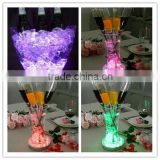 China Manufactuer hot sale Wine Promotion led bottle light LED ice bucket multicolor with 30pcs SMD LED