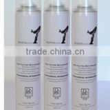 Hot sale private label OEM hair spray wax for man