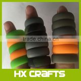 Custom Bands Mens Rubber Finger Wedding Soft Silicone Ring