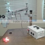 India medical laboratory equipment digital microscope portable optical ENT operating dental microscope
