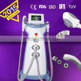 Professional Wholesale Beauty Supply Elight + RF Hair Removal Machine Breast Enhancement 2016 New Hottest!!IPL Hair Removal Machine Vertical Hair Removal Device 1-50J/cm2