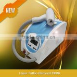 China Manufacturer Promotion Latest Technology Q Telangiectasis Treatment Switch Nd Yag Laser Tattoo Removal Machine 532nm