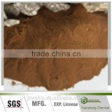 MSDS sodium lignin sulfonate powder wood pulp lignosulfonate ceramic / pottery adhesive