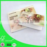 high quality watercolor paper pad supplier
