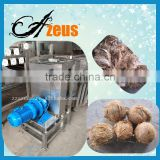 Industrial semi-automatic coconut dehusking machine coconut trimmer machine for old coconut