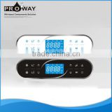 Proway China supplier For Water Air Pump Light Bathtub Component Whirlpool Spa Hydromassage Control