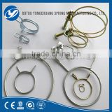 Eco-friendly Custom Wide Hose Clamps Wire Formed Spring Hose Clamps