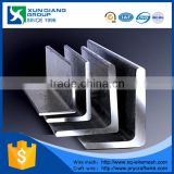 angle steel equal hot rolled angle steel Q345/Q235 ss400 steel angle price