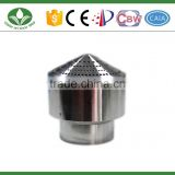 Stainless steel water fountain nozzle