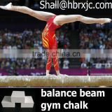 competition chalk for weight lifting gymnastics balance beam