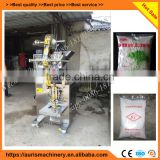 Sachet milk tea powder packing machine/granular packaging machinery particle slanty packing machine