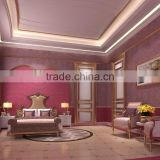 Luxurious 3D Interior And Architectural Rendering With AutoCAD Drawings