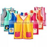 100% cotton Classic child sweater vest for boys