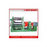Rubber Open Mixing Mill RM100 Series from MACCSY MACHINERY