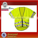 Short sleeve safety vest