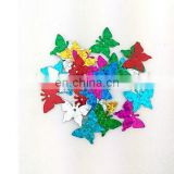 Gofbead 18MM Butterfly Pvc Sequins Spangle Paillette Spinnerbaits Jewelry Garment Accessory