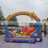 Sponge Bob Inflatable Playground (ACE7-19)