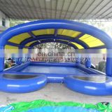 Commercial zorb hamster human water pool/inflatable swimming pool/zorb ball pool