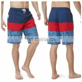 Brand Quality Sublimation Surf Swimming Trunk Brazilian Beach Shorts Man