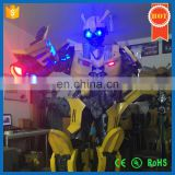 High Quality Optimus Prime And Bumblebee Cosplay Costume